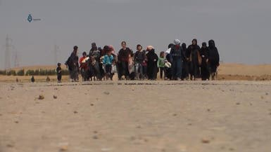 سوريا.. نزوح من الميادين والبوكمال هرباً من القصف