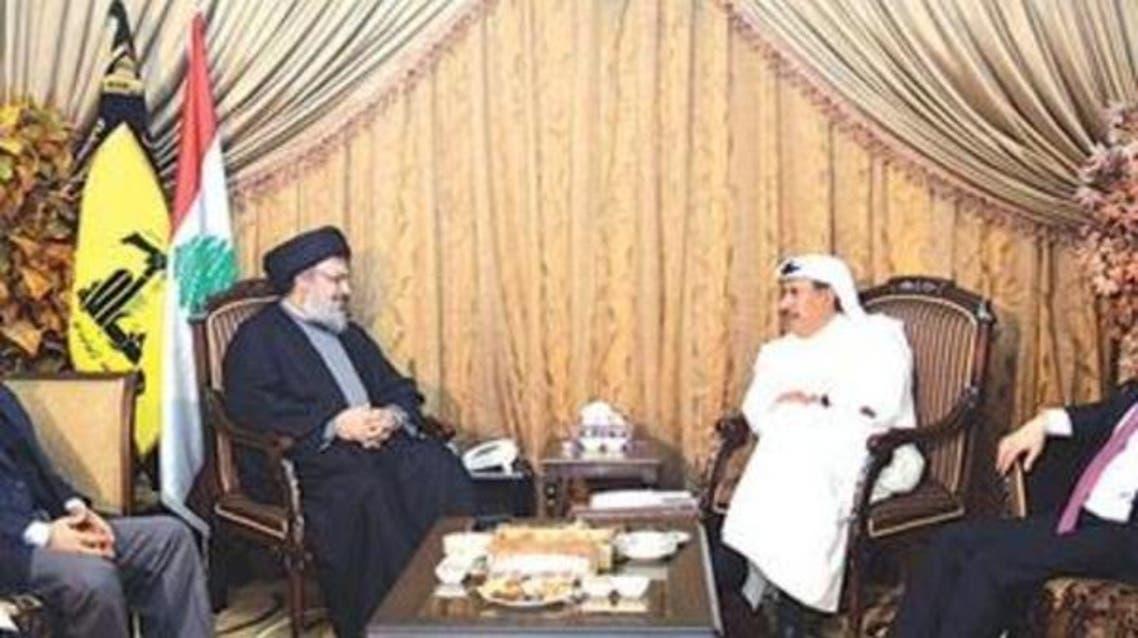 قطر حزب اللہ