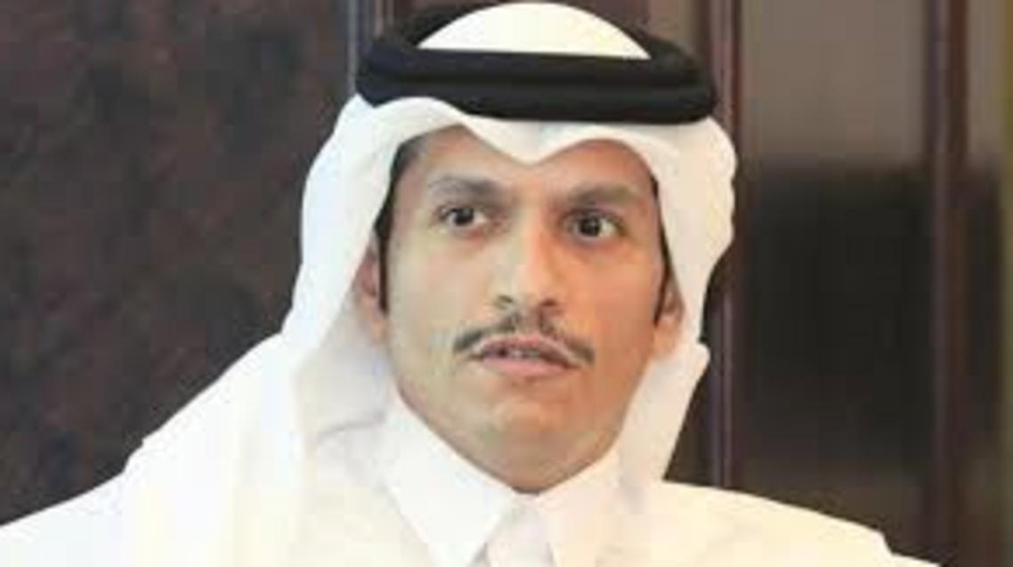 عبدالرحمن آل ثانی وزیر خارجه قطر