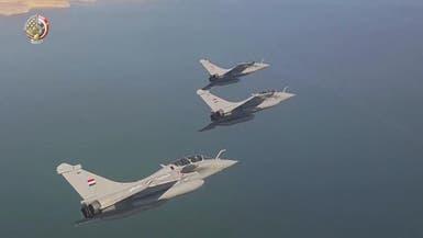 غارات مصرية وليبية جديدة على الميليشيات في درنة