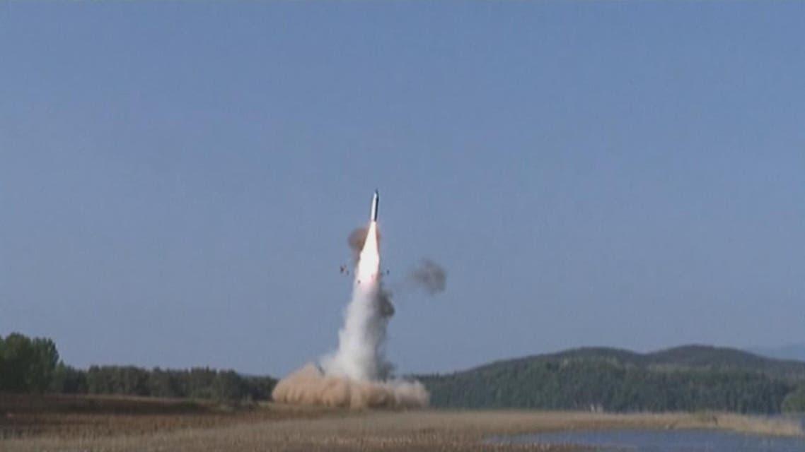 THUMBNAIL_ كوريا الشمالية تتجهز لتجربة صاروخية جديدة