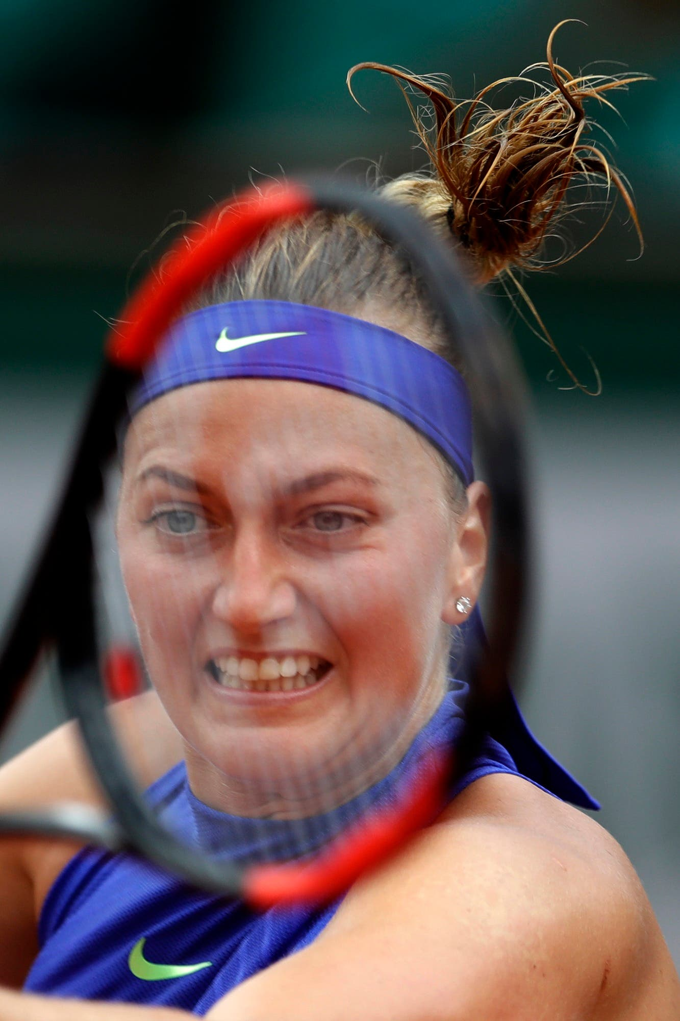 AP photo of the tennis player, Kvitova