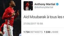 Oops! French footballer tweets 'Eid Mubarak' at the start of Ramadan