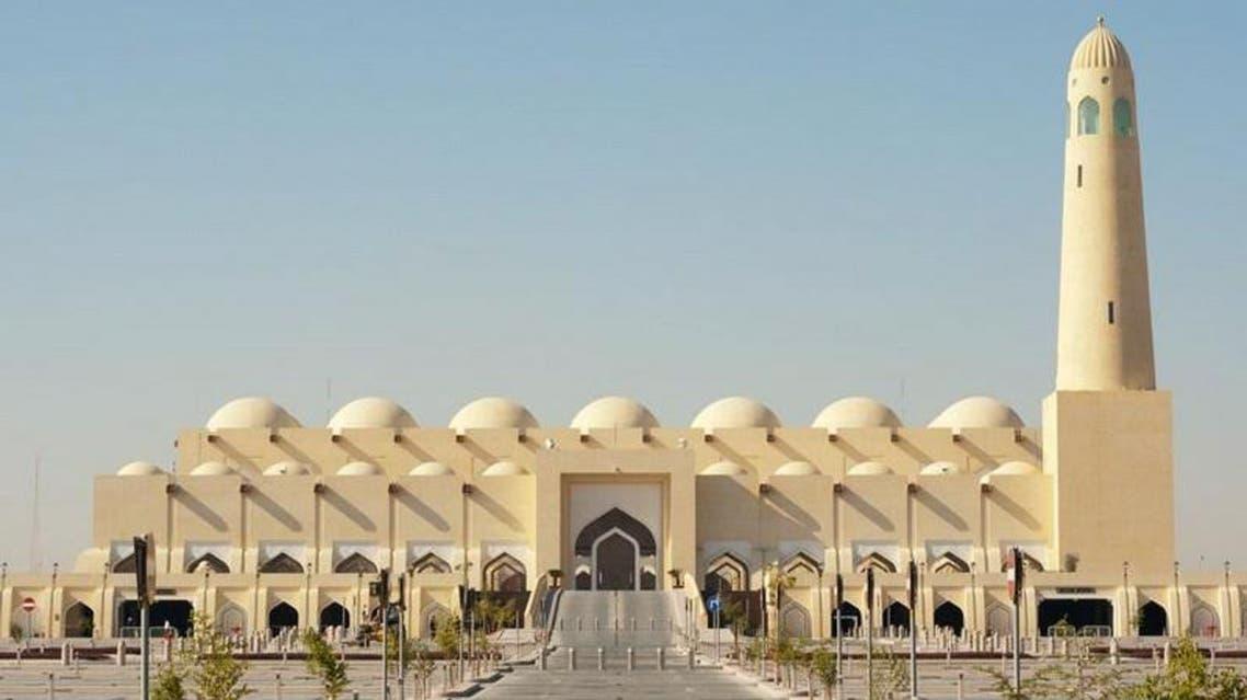 sheikh muhammed ibn abdul wahhab mosque doha qatar