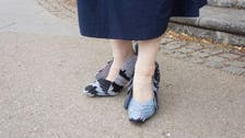 """ما قصة """"الحذاء الحمامة"""" الذي أشعل مواقع التواصل؟"""