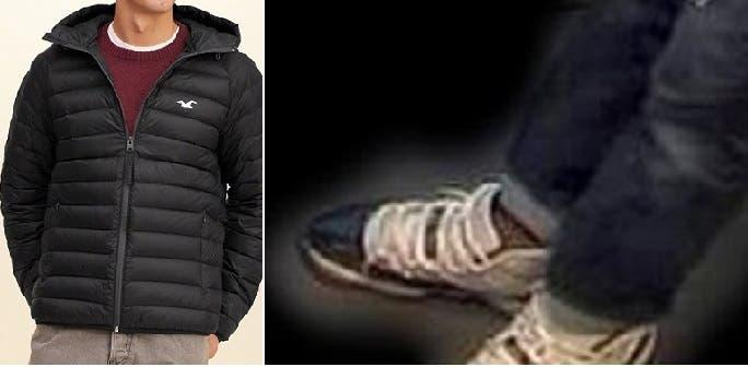 الحذاء ثمنه 300 استرليني، ومحل للألبسة في مانشستر يبيع الجاكيت بمبلغ 74 استرليني