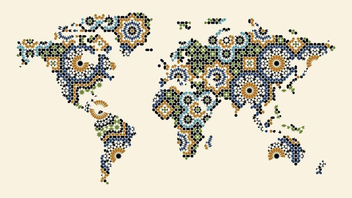 world map ramadan shutterstock