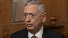 ماتيس: سنواصل حل الأزمة مع كوريا الشمالية بلا كلل