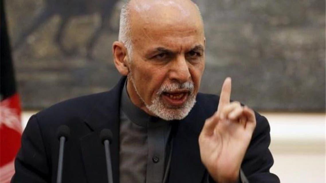 اشرف غنی رییس جمهوری افغانستان جلسه امنستس دایر کرد