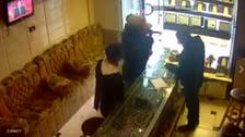 WATCH: Horrific CCTV footage shows moment jeweler stabbed to death in Egypt