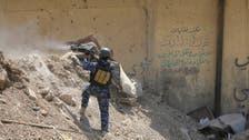 الموصل.. الشرطة الاتحادية تواصل عملياتها ضد داعش