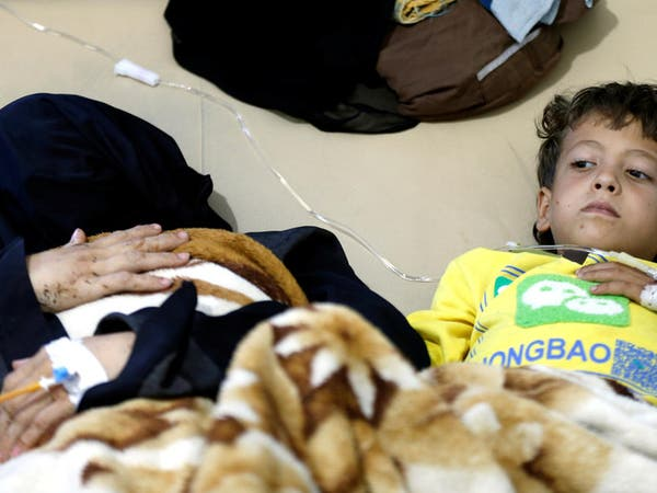 اليمن: انخفاض وفيات الكوليرا بسبب الدعم الخليجي