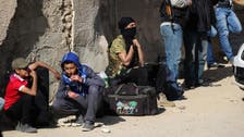 Evacuation of rebels from Damascus district complete