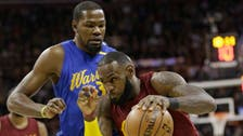 Another Warriors-Cavaliers Finals clash not bad for NBA