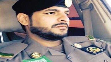 شاهد كيف أنقذ شرطي سعودي شجاع أطفال من سيارة تحترق
