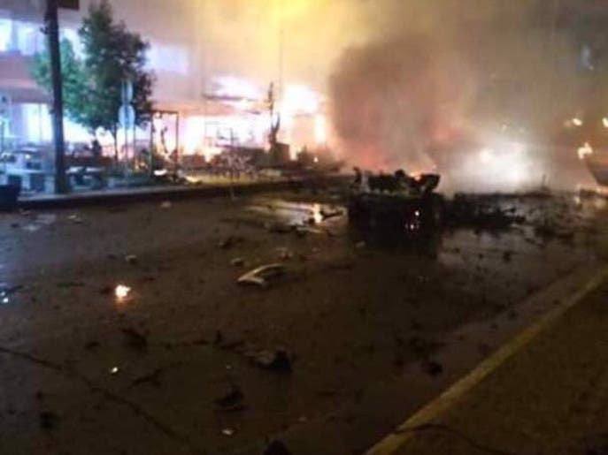 إحباط تفجير في منطقة الكرادة وسط بغداد