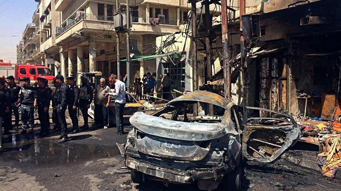 baghdad bombing ap