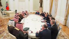 الرياض وموسكو تؤكدان دعم استقرار سوق النفط