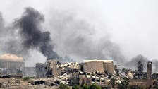 ISIS without leadership as militants begin burning archives in old Mosul