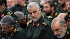 Iran's IRGC intelligence says it foiled plot to kill Quds Forces chief Soleimani