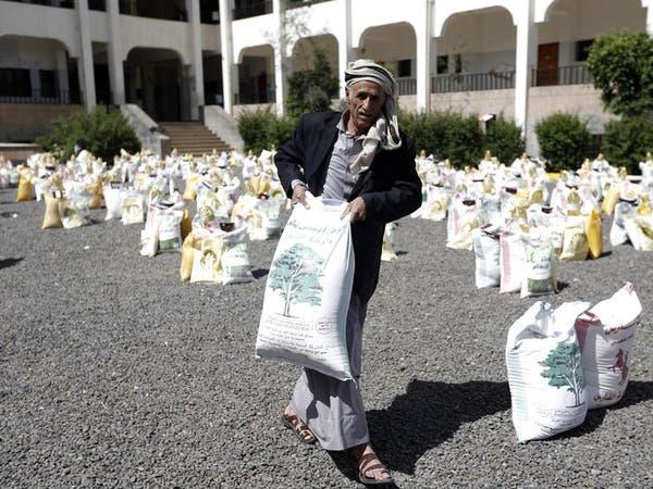 خدع جديدة من الانقلابيين لنهب المساعدات الإغاثية باليمن