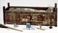 DNA studies of Egyptian mummies suggest ties to Levant origins