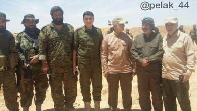 سليماني يقود ميليشيات الحشد على الحدود العراقية–السورية