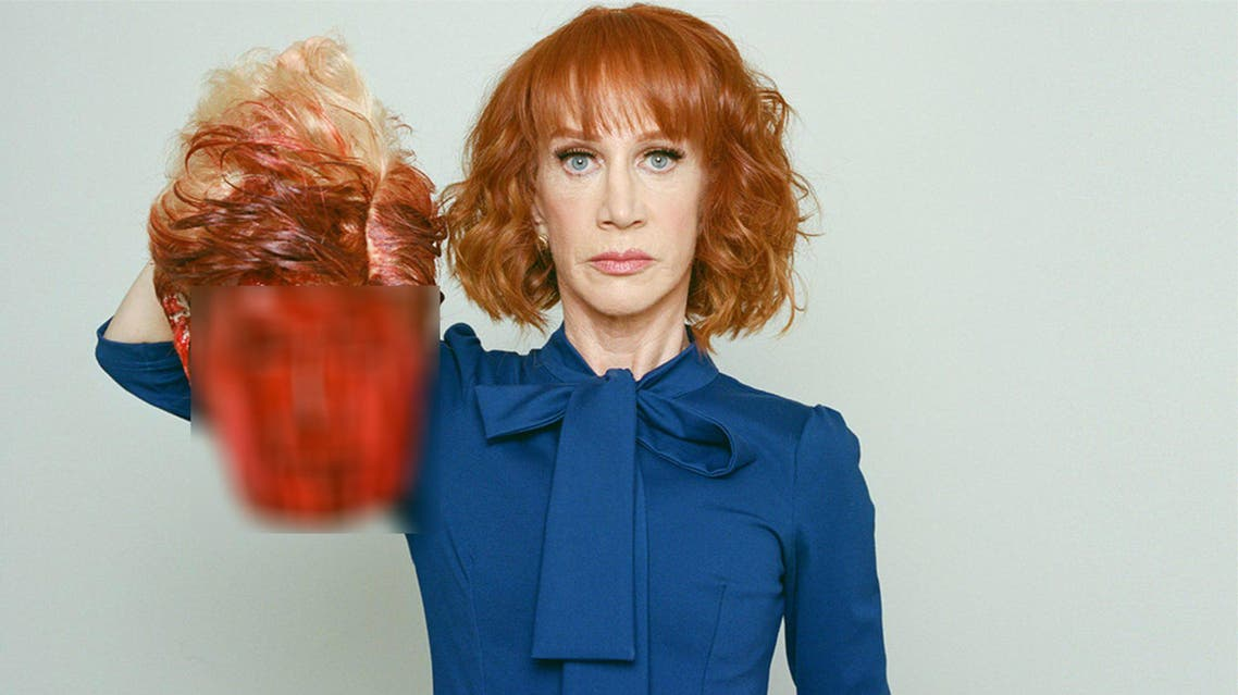 Kathy Griffin image: Tyler Shields