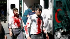 Death toll at 90 in huge suicide bombing in Afghan capital