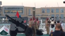 Robocop begins his official service for the Dubai police