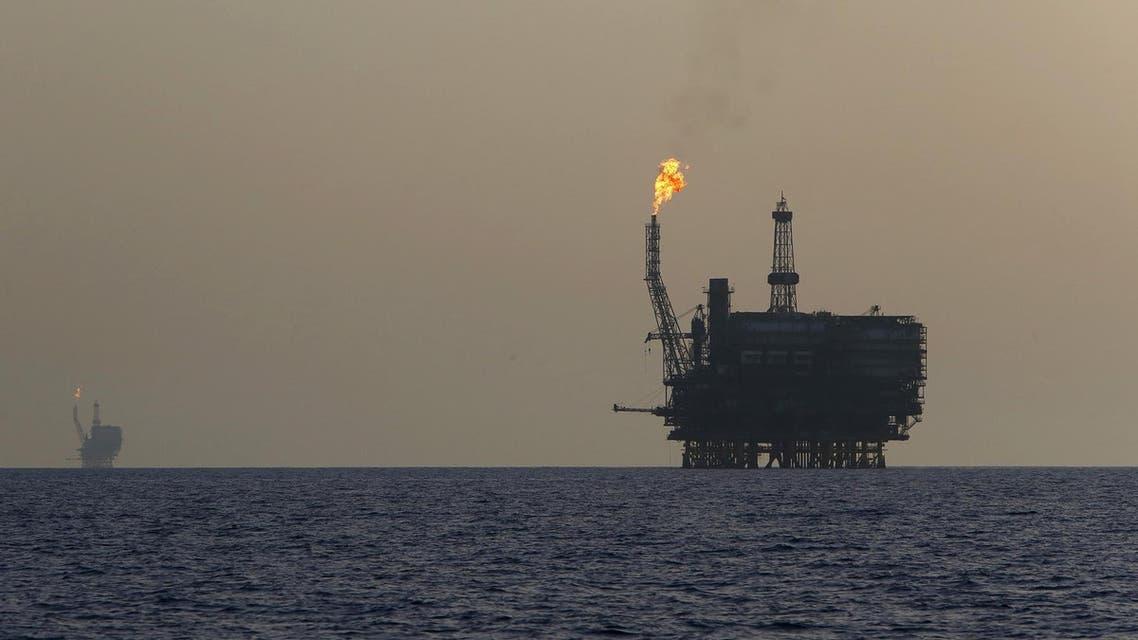 Offshore oilfield