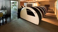 Sleep cabins introduced at Dubai international airport