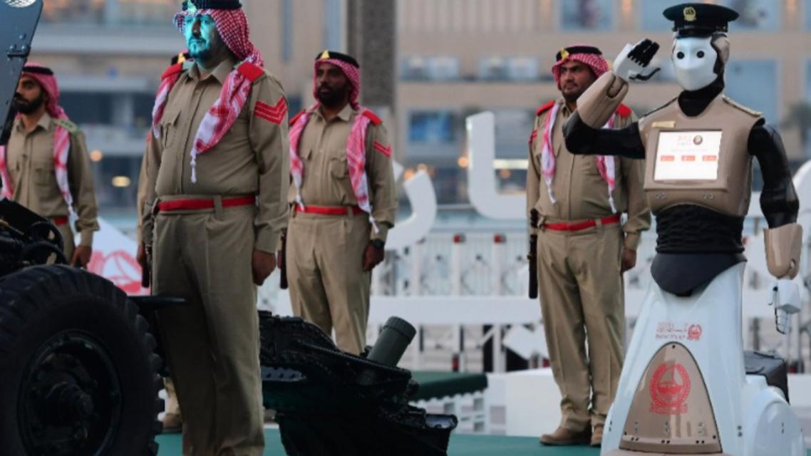 شرطة دبي آلي