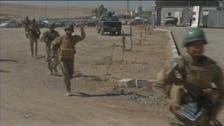 عراقی شیعہ ملیشیا کی 10 کلو میٹر شام کے اندر دراندازی