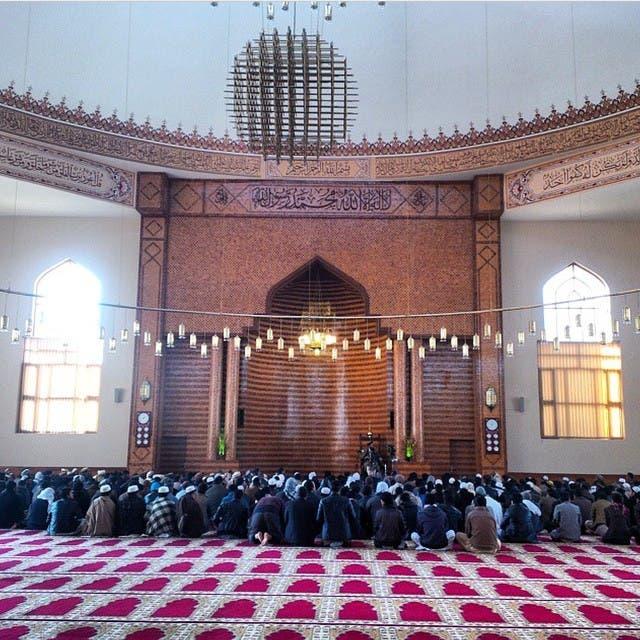 مسجد عبدالرحمان خان کابل افغانستان