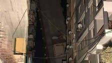 12 منزلہ عمارت کی  ویڈیو جسے دیکھ کر سانس رک جائے!