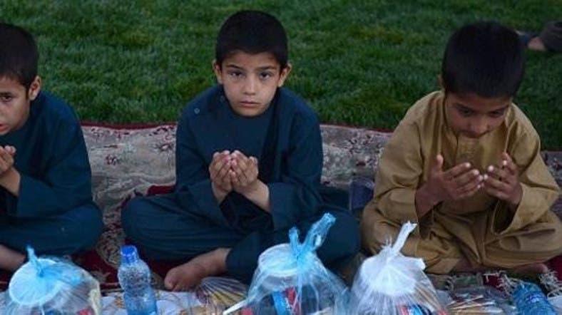 IN PICTURES Whats Ramadan Like In Afghanistan Al Arabiya English - Al arabiya english