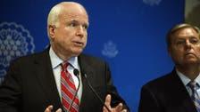 US senators criticize Egypt's NGO law as crackdown on rights