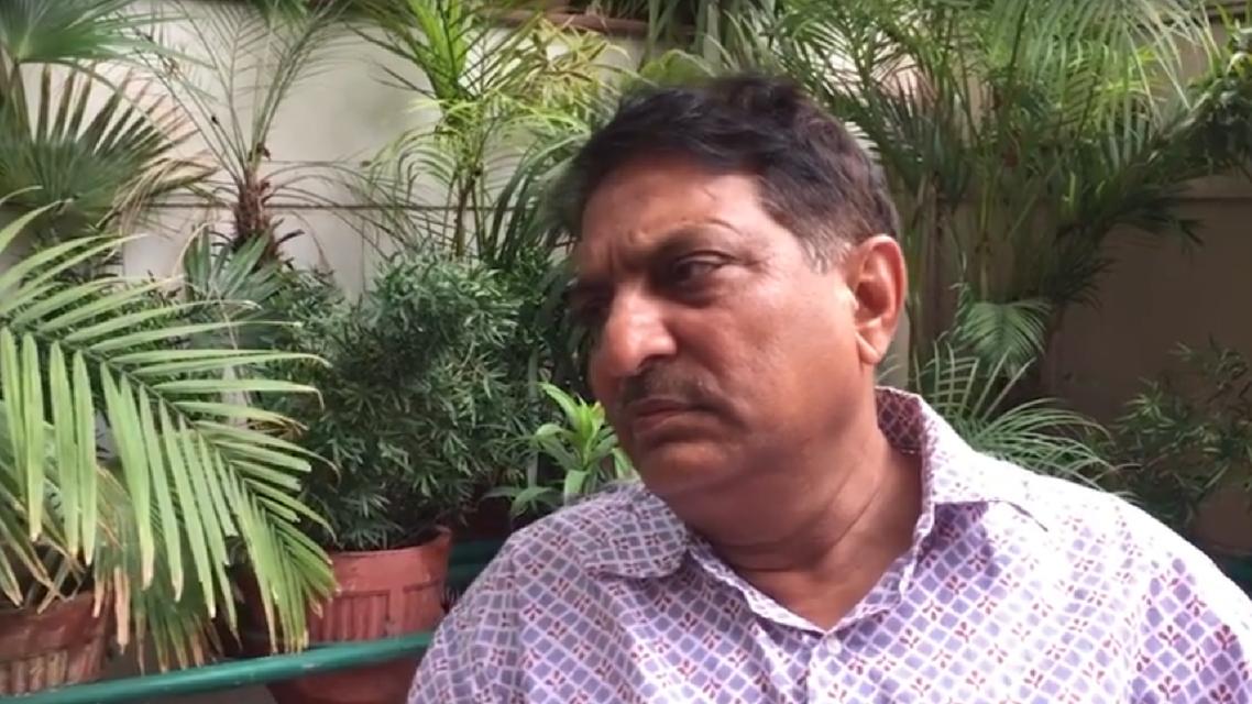judge Mahesh Chandra Sharma