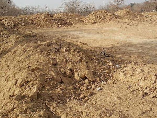 إيران.. الكشف عن مقبرة جماعية لسجناء في الأهواز