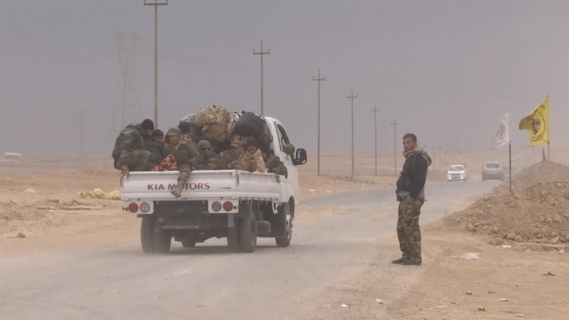 THUMBNAIL_ استراتيجية الممر المفتوح الإيرانية نحو التنفيذ.. ميليشيات الحشد تتوغل في سوريا