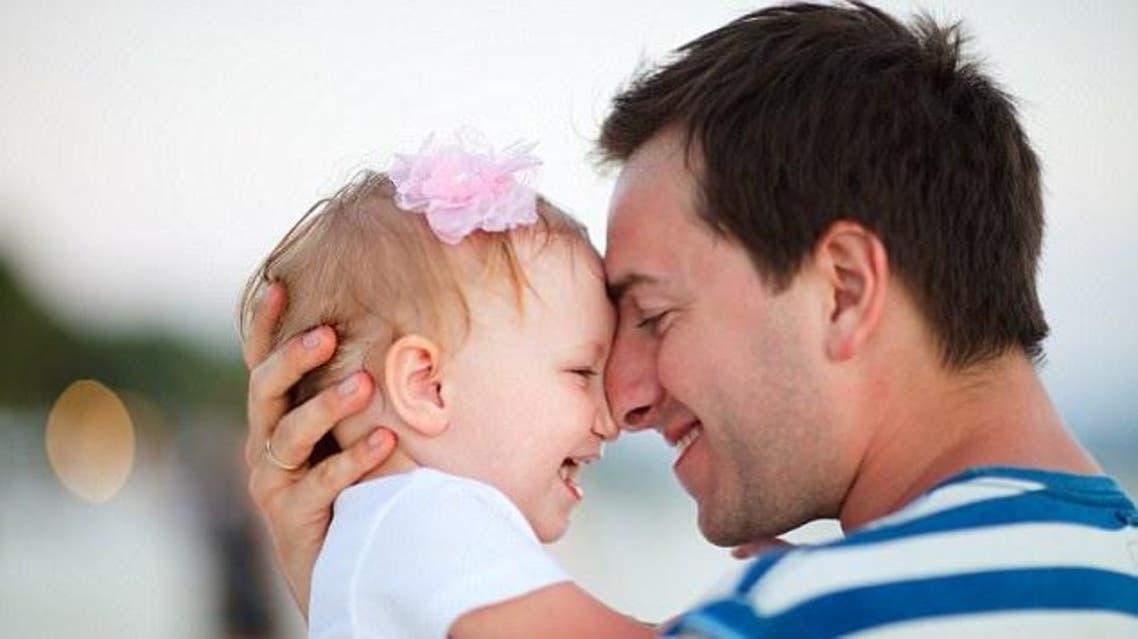 أب وابنته