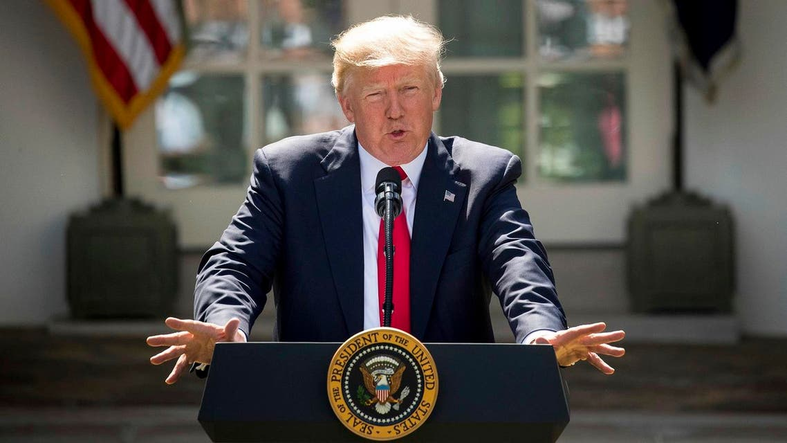 In its filing, the government asked the highest court in the land to rule on the legal standing of Trump's order. (AP)