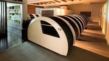 """لكل مسافر من دبي.. يمكنك الآن """"النوم"""" في المطار"""
