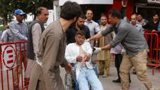 Afghanistan: At least 12 people killed in Kabul blasts near funeral