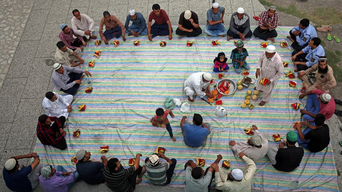 Iftar around the Muslim world