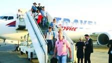 %9 ارتفاع عدد الركاب بمطار رأس الخيمة