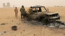 Libya's army claims control over Al-Jufra central region