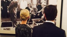 Ivanka admires 1945 photo of Saudi King Abdulaziz's meeting with Roosevelt