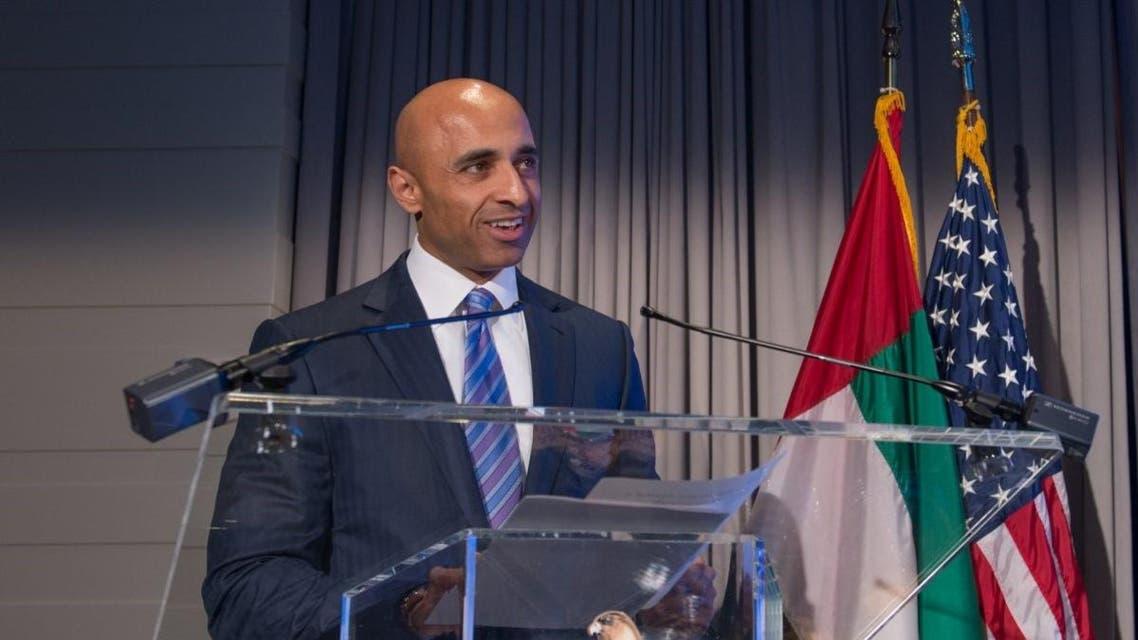 السفير الإماراتي في واشنطن يوسف العتيبة 3